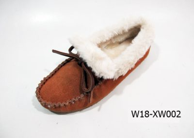 (C) W18-XW002 - Brown