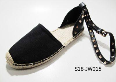 S18-JW015 - Black