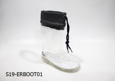 S19-ERBOOT01 - Black